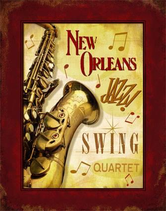 New Orleans Jazz Quartet